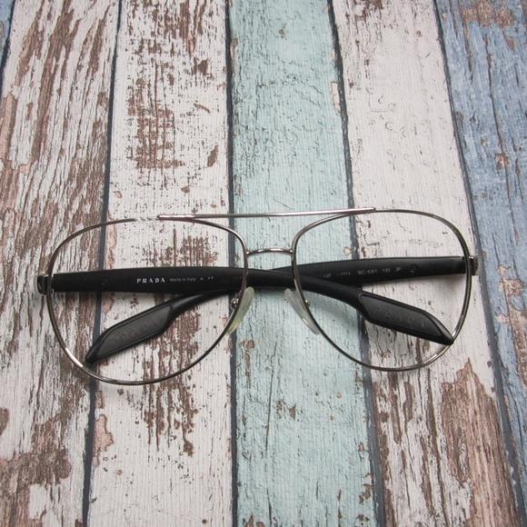 bb0a448d6b Frame only PRADA SPS 53P Sunglasses Italy OLV459. M 5bda0077c2e9fea1e12769d6